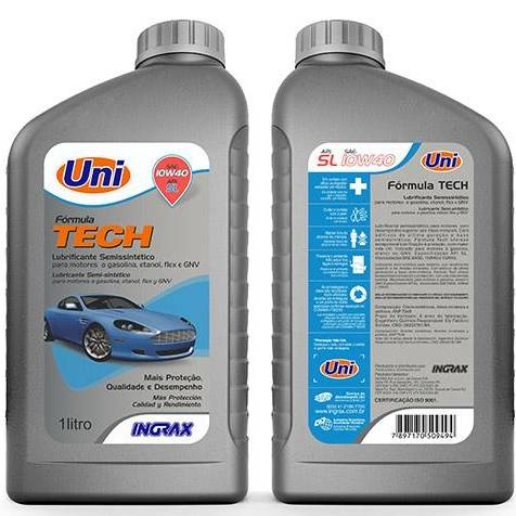 Oleo de Motor UniTech